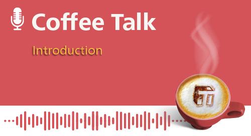Introducing Grantmaker Coffee Talks Podcast