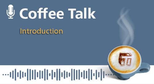 Introducing Community Foundation Coffee Talks Podcast