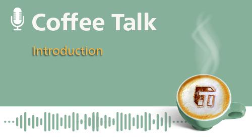 Introducing Grantseeker Coffee Talks Podcast