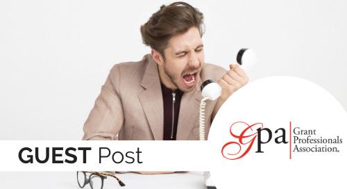 Using Conflict Resolution Strategies to Strengthen Grantseeking