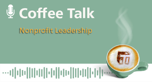 Nonprofit Leadership: Overcoming Doubt - a discussion with Marc Pitman