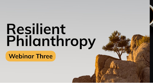 Resilient Philanthropy Through Disaster Preparedness Collaboration