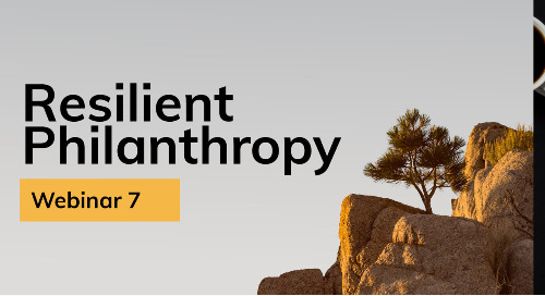 Who's at the Table?: Resilient Philanthropy Through Inclusive, Equitable Practice