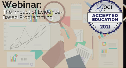 The Impact of Evidence-Based Programming
