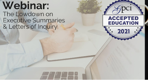 The Lowdown on Executive Summaries & Letters of Inquiry