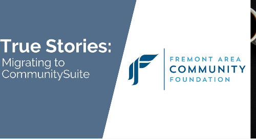 True Stories: Migrating to CommunitySuite