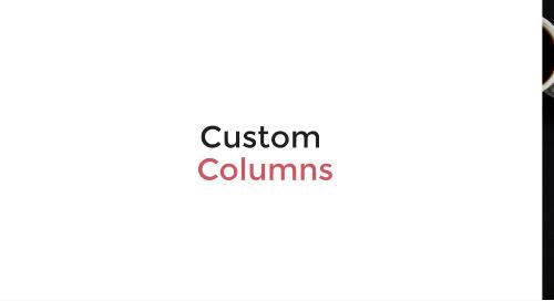 Custom Columns
