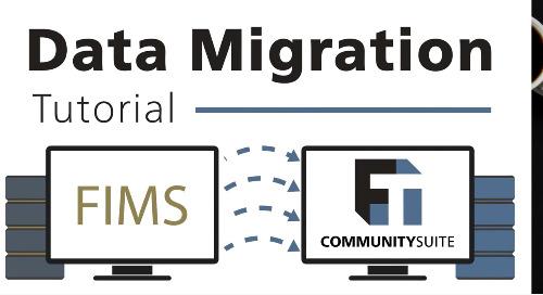 FIMS to CSuite Data Migration Tutorial