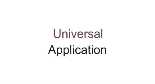 Universal Application
