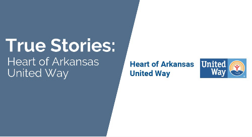 True Stories: Heart of Arkansas United Way