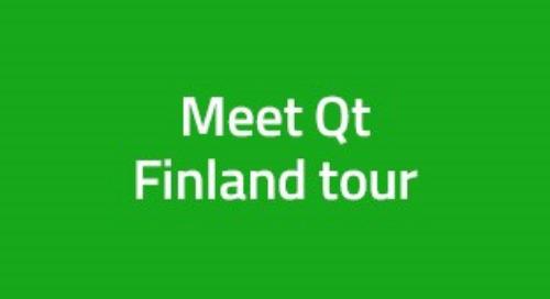 Meet Qt Tampere 2018
