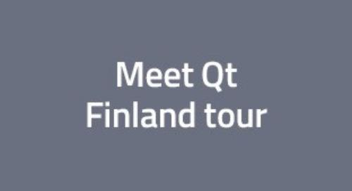Meet Qt Oulu 2018