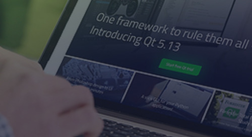 Qt 5.13 Released!