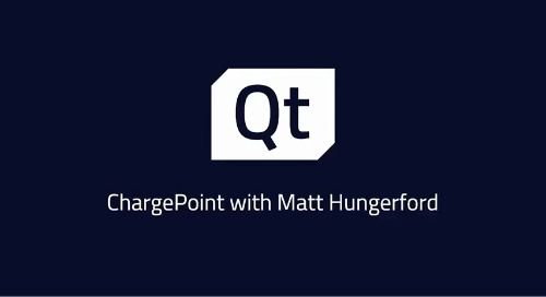 Built with Qt | Chargepoint电动汽车充电桩