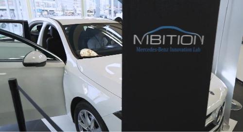 Built with Qt | MBition 用Qt为梅赛德斯-奔驰打造全新的智能人机交互系统