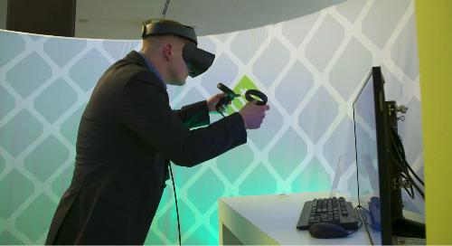 Built with Qt | Qt Design Studio 和Autodesk VRED联手打造虚拟现实中的驾驶座舱