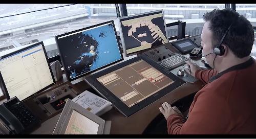 Built with Qt | Saab Technologies使用Qt打造空中和海上交通管理系统