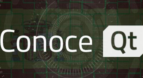 Conoce Qt / Meet Qt (Spanish Webinar) {On-demand webinar}