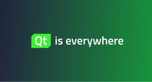 Built with Qt | Qt无所不在