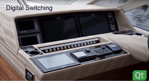Built with Qt | BEP Marine