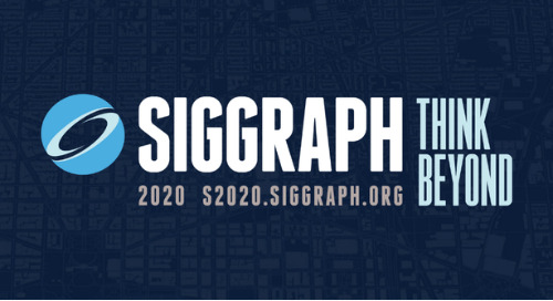 SIGGRAPH 2020 - Aug 17, 2020