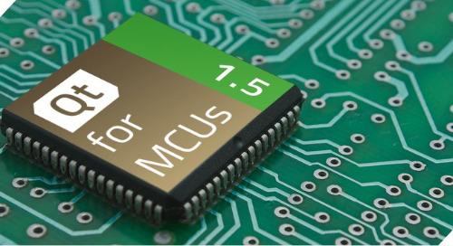 Qt for MCUs 1.5