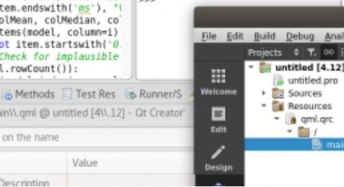 Success Story: Qt Creator IDE