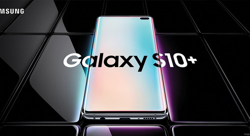Give your team a tool for success with the Samsung Galaxy S10
