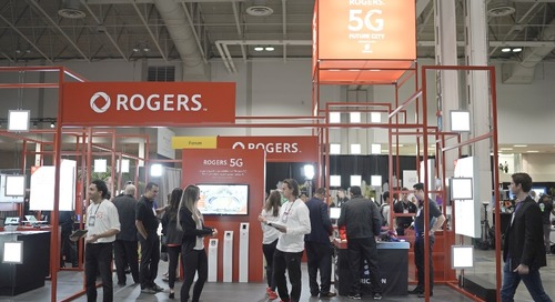 5G Future City comes to life at Collision 2019