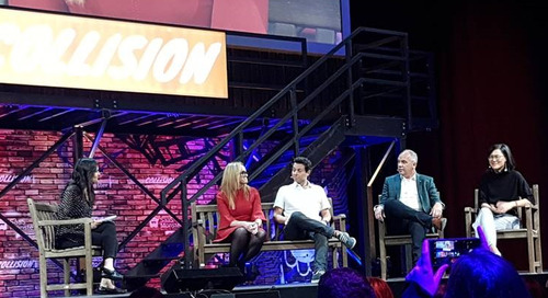 Collision 2019: The future of work