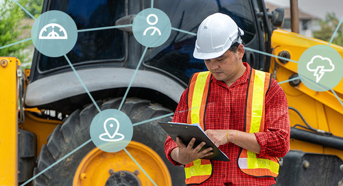 Asset tracking at the speed of business with IoT