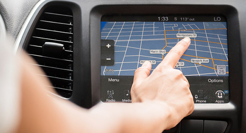 Driving change in the automotive sector with connected-car technology