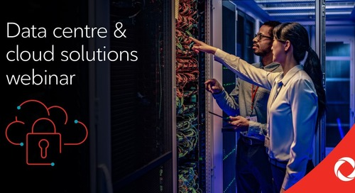 Webinar: Rogers data centre & cloud solutions
