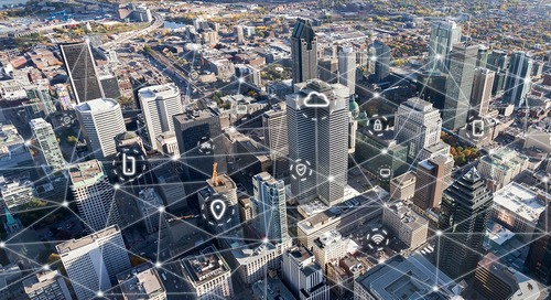 How IoT is shaping the future of Canadian cities