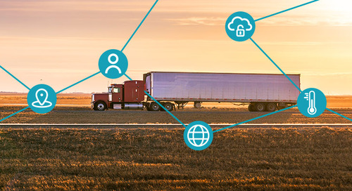 How IoT is improving asset and fleet monitoring while boosting customer service