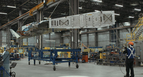 Success story: How embracing mobility helped MHI Canada Aerospace grow quickly and easily while saving millions