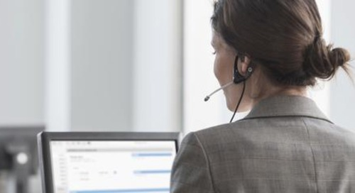 Modernizing contact centres to meet the changing needs of customers