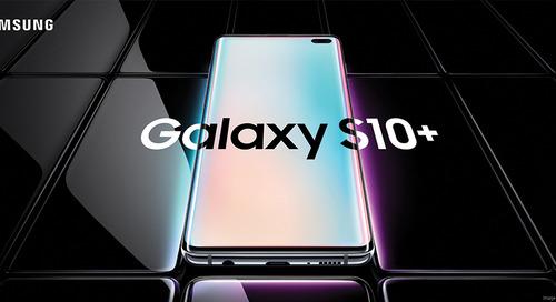 Pour assurer sa réussite, mettez à la disposition de votre équipe le Galaxy S10 de Samsung