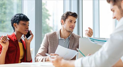 Comment un système téléphonique de bureau axé sur la mobilité vous aide à accroître l'efficacité et la rentabilité de votre entreprise