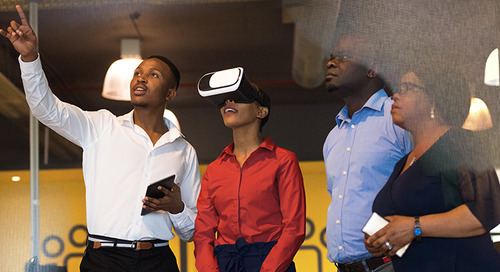 La 5G offrira de nouvelles possibilités pour la main-d'œuvre mobile