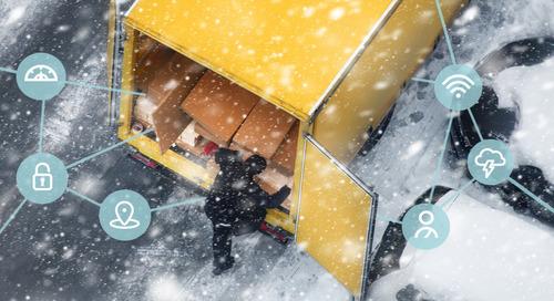 Déjouez la météo et améliorez la sécurité des parcs de véhicules grâce à l'IdO