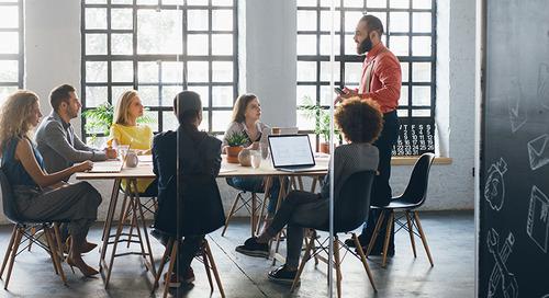 Trois façons de renforcer l'engagement des employés et d'augmenter leur productivité grâce à un réseau WiFi