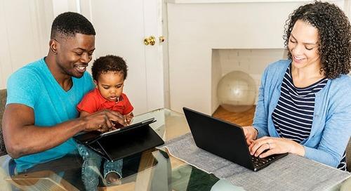 Comment travailler à domicile de manière efficace