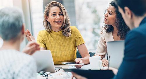 Quatre façons dont G Suite peut améliorer la productivité de votre entreprise