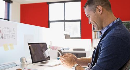 Trois façons d'améliorer la mobilité de vos employés (tout en assurant la sécurité de vos données)