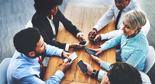 Comment passer moins de temps à gérer les politiques d'utilisation des appareils personnels à des fins professionnelles