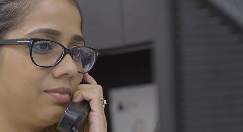Mise sur pied d'un centre de contact client virtuel novateur à l'échelle nationale