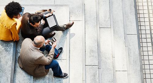 Cinq façons d'accroître l'engagement chez les employés en télétravail