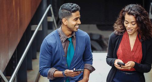 Comment stimuler la croissance et améliorer la productivité des employés avec une stratégie mobile nuancée