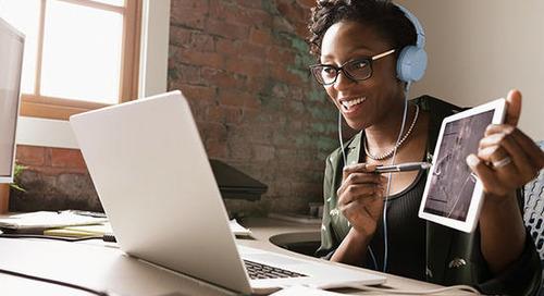 Comment une vitesse Internet plus rapide peut-elle améliorer la collaboration?